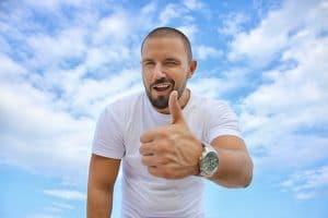 Die Wirkung eines Bartes